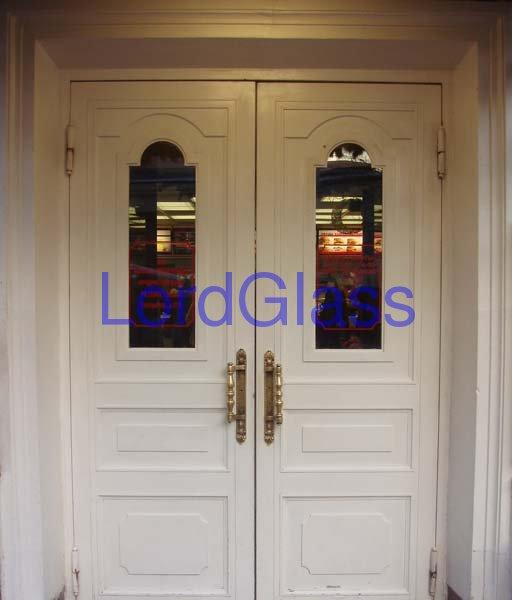 Двери из алюминиевого профиля ALUMINCO