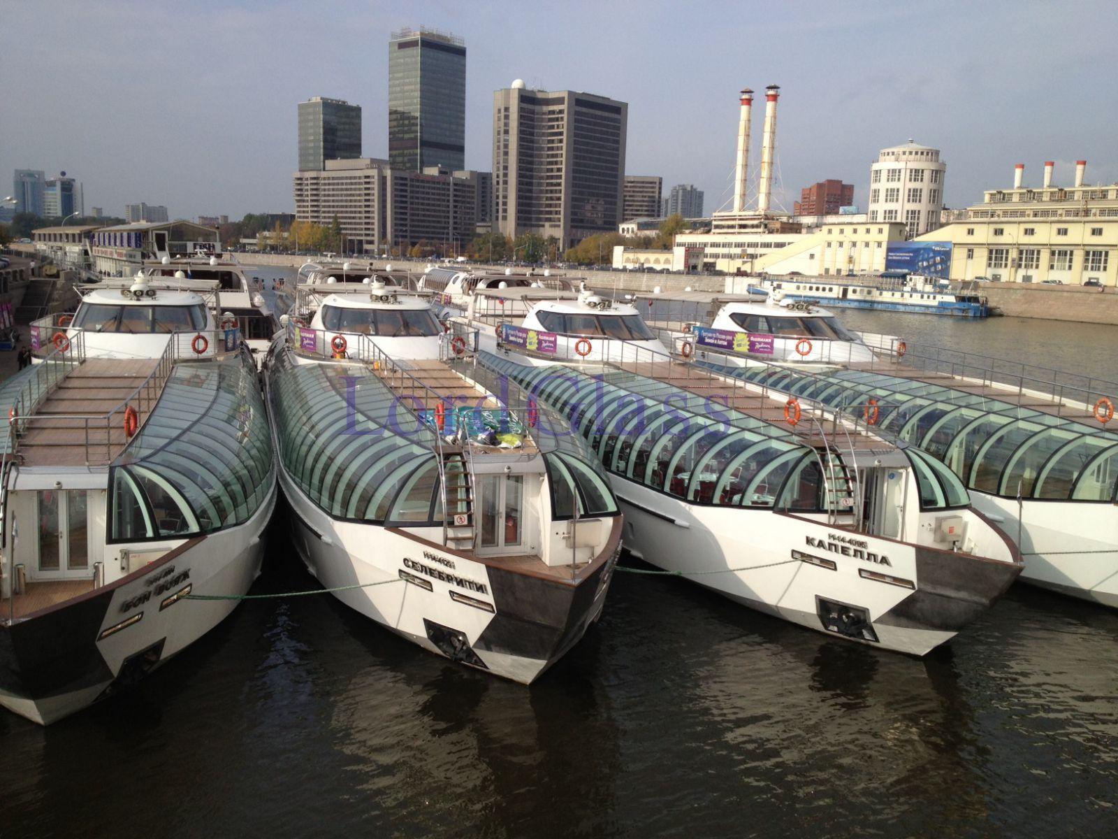 Остекление кораблей