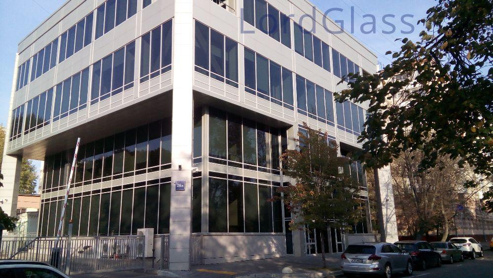 Замена стеклопакета с сохранением тонированного стекла